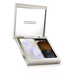 Cle De Peau Luminizing Face Enhancer (Case + Refill) - # 17 Lavender  10g/0.35oz