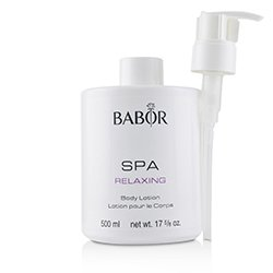 Babor Babor SPA Relaxing Body Lotion (Salon Size)  500ml/16.7oz