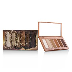 Urban Decay Naked Petite Heat Palette : 5x Eyeshadow, 1x Highlighter  -