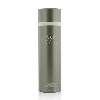 Perry Ellis 360 Eau De Toilette Spray  100ml/3.3oz