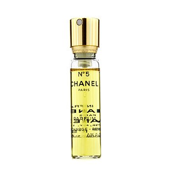 Chanel No.5 Parfum Isi Ulang Semprot  7.5ml/0.25oz