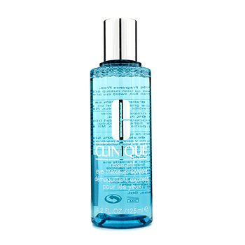 Clinique Rinse Off Pembersih Makeup Mata  125ml/4.2oz