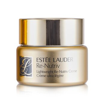 Estee Lauder Re-Nutriv Light Weight Cream - Crema Ligera  50ml/1.7oz
