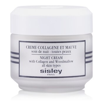Sisley Botanical Night Cream With Collagen & Woodmallow  50ml/1.6oz