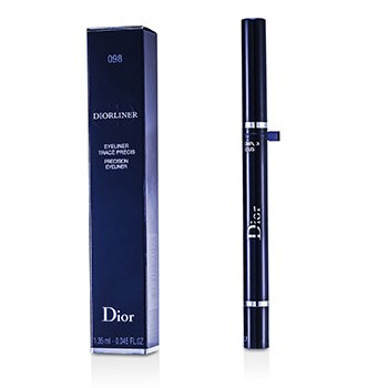 Christian Dior Diorliner - No. 098 Preto  1.34ml/0.05oz