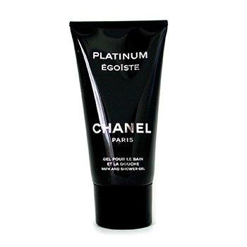 שאנל Egoiste Platinum Bath & Shower Gel  150ml/5oz