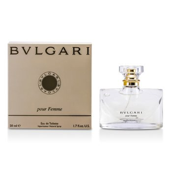 Bvlgari Eau De Toilette Spray  50ml/1.7oz