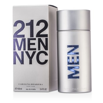Carolina Herrera 212 NYC  Agua de Colonia Vap.  100ml/3.4oz