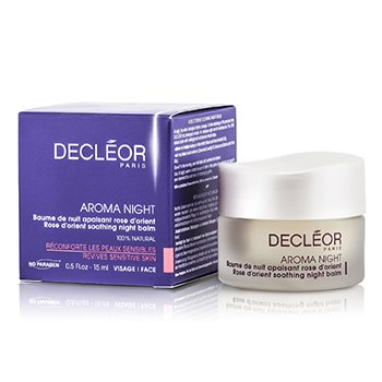 Decleor Aromatyczny balsam do twarzy z różą Aromatic Rose d' Orient Night Balm  15ml/0.5oz