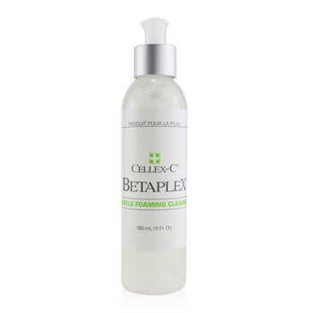 Cellex-C Betaplex Gentle Foaming Cleanser - Limpadora Espumosa Suave  180ml/6oz