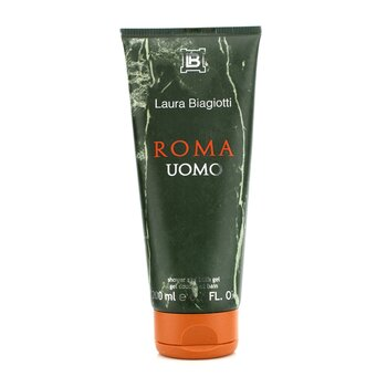 Laura Biagiotti Żel pod prysznic i do kąpieli Roma Shower & Bath Gel  200ml/6.7oz