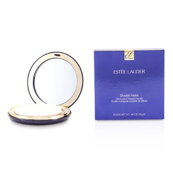 Estee Lauder Double Matte Oil Control Pressed Powder - No. 03 Medium  14g/0.49oz