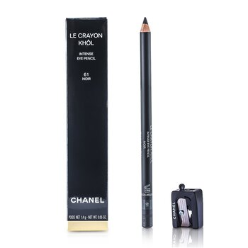 Chanel Kredka do oczu Le Crayon Khol - #61 Noir  1.4g/0.05oz