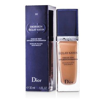 Christian Dior Diorskin Eclat Satin Kem Nền  - # 302 Màu Be Hồng  30ml/1oz