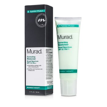 Murad Correcting Moisturizer SPF 15  50ml/1.7oz