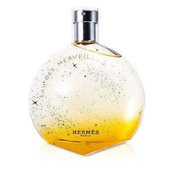 Hermes Eau Des Merveilles Eau De Toilette Spray  100ml/3.3oz