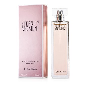 Calvin Klein Eternity Moment Eau De Parfum Spray  50ml/1.7oz
