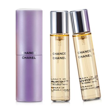 Chanel Chance ��������� ���� �����  3x20ml/0.7oz