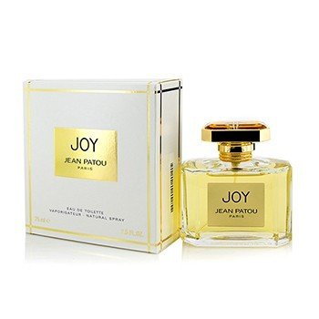 Jean Patou Joy Eau De Toilette Natural Spray (New Packaging)  75ml/2.5oz