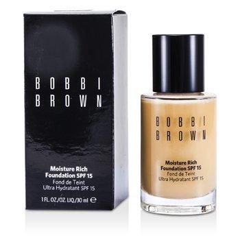 Bobbi Brown Moisture Rich Foundation SPF15 - #3 Beige  30ml/1oz