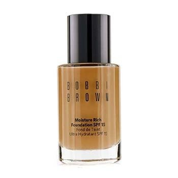 Bobbi Brown Moisture Rich Foundation SPF15 - #6 Golden  30ml/1oz