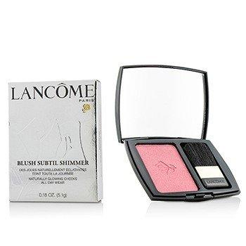 Lancome Colorete Subtil Shimmer - # Smimmer Rosa Pool  5.1g/0.18oz