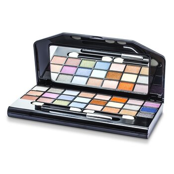 Cameleon MakeUp Kit G1672 (24xE/shdw, 1xE/Pencil, 4xL/Gloss, 4xBlush, 2xPressed Pwd..) - 1  -