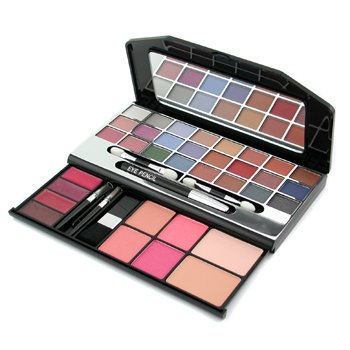 Cameleon MakeUp Kit G1672-2 : 24xE/shdw, 1xE/Pencil, 4xL/Gloss, 4xBlush, 2xPressed Pwd..