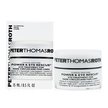 Peter Thomas Roth Power K olhos Rescue  15g/0.5oz