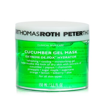 Peter Thomas Roth Cucumber Gel Masque  150ml/5oz