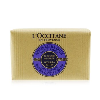 L'Occitane Shea Butter Extra Gentle Soap - Lavender  250g/8.8oz