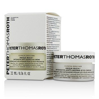 Peter Thomas Roth Mega Rich Intensive Anti-Edad Crema Ojos Celular  22g/0.76oz