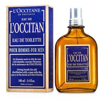 L'Occitane Eau De L'Occitan Pour Homme Eau De Toilette Spray  100ml/3.4oz