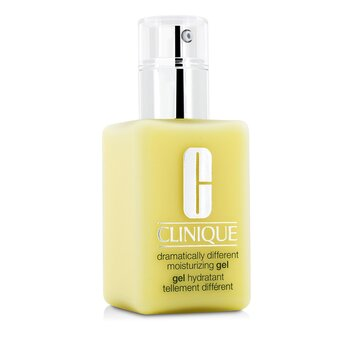 Clinique Silnie nawilżający żel do twarzy do skóry mieszanej i tłustej Dramatically Different Moisturising Gel - Combination Oily to Oily (With Pump)  125ml/4.2oz