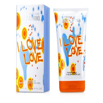 Moschino I Love Love Perfumed Bath & Shower Gel  200ml/6.7oz