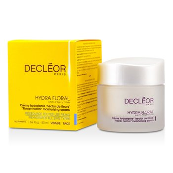Decleor Creme Hidratante Hydra Floral Anti-Pollution Flower Nectar  50ml/1.7oz