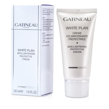 Gatineau White Plan Skin Crema Protectora Blanqueadora  50ml/1.6oz