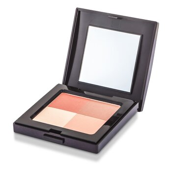 Laura Mercier Illuminating Quad - Colorete 4 tonos Coral Red  10g/0.35oz