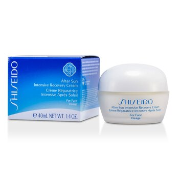 Shiseido After Sun Intensive Recovery Cream/ Crema Hidratante After Sun ( Para Rostro )  40ml/1.4oz