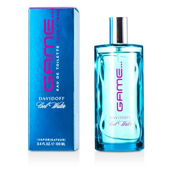 Davidoff Cool Water Game For Her Eau De Toilette Spray  100ml/3.4oz