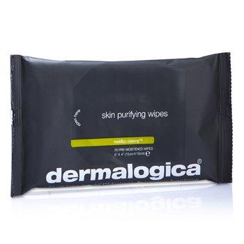 Dermalogica MediBac Toallitas Limpiadoras Purificantes de la Piel  20 Wipes