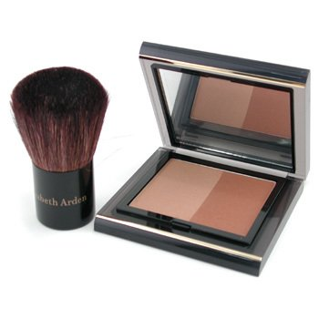 Elizabeth Arden Color Intrigue Polvos Bronceadores D�o - Bronze Beauty  10.5g/0.37oz