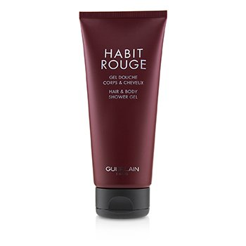 Guerlain Shampoo Habit Rouge All-Over  200ml/6.7oz