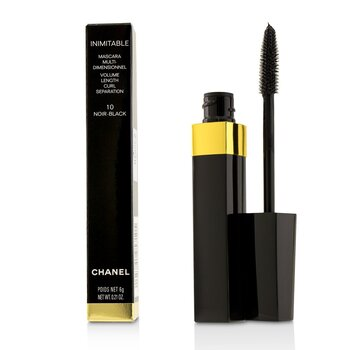 Chanel Inimitable Multi Dimensional Mascara - # 10 Màu Đen  6g/0.21oz