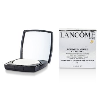 Lancome Poudre Majeur Excellence puder u kamenu mikro prozračen - No. 03 Sable  10g/0.35oz