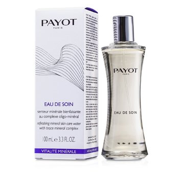 Payot Eau De Soin Refreshing Mineral Skin Care Water  100ml/3.3oz