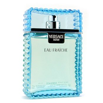 Versace Eau Fraiche Eau De Toilette Spray  100ml/3.3oz