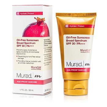 Murad Oil-Free Sunblock SPF 30 for Face  50ml/1.7oz