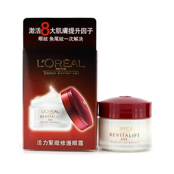 L'Oreal کرم ترمیم کننده دور چشم Dermo-Expertise RevitaLift   15ml/0.5oz