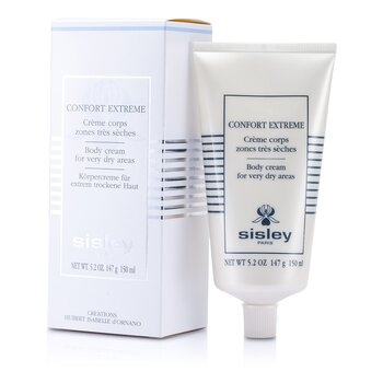 Sisley Botanical Confort Extreme Body Cream (For Very Dry Areas)  150ml/5.2oz